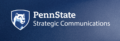 Penn State Office of Strategic Communications, Department of University Marketing and Advertising